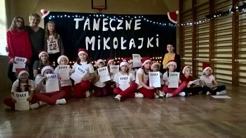 Taneczne Mikołajki